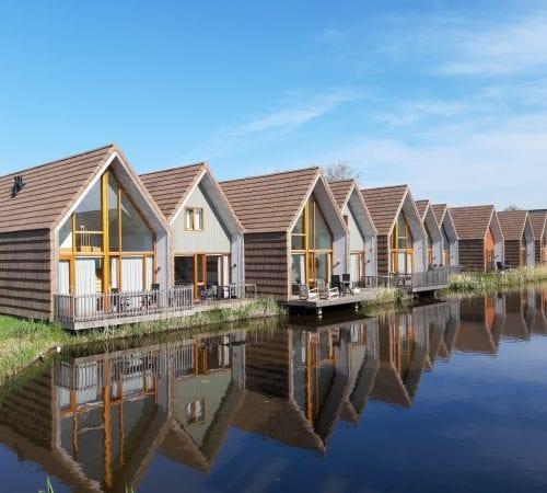 Landal Reeuwijk – 132 luxe waterwoningen