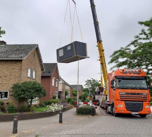 Eco Cube geplaatst in Rijssen