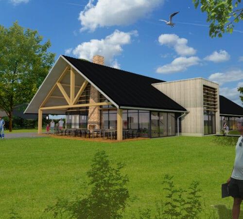 Cadzand – Nieuwbouw 40 Beach Houses